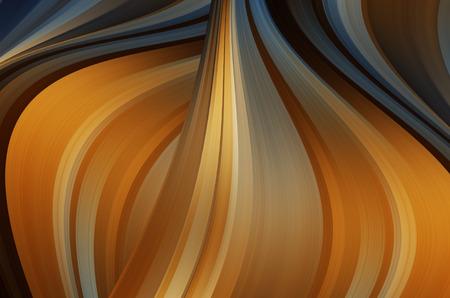 curvas: curvas abstractas calientes