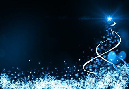 nightly: Christmas Background