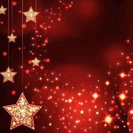 decoraciones de navidad: Navidad fondo de año nuevo