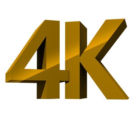 ultra: 4K ultra high definition television technology logo