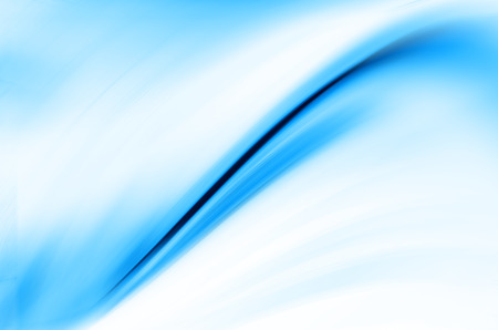 water stream: Blue abstract background