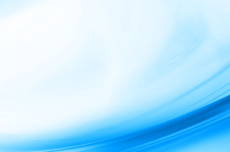 stream of water: Blue abstract background