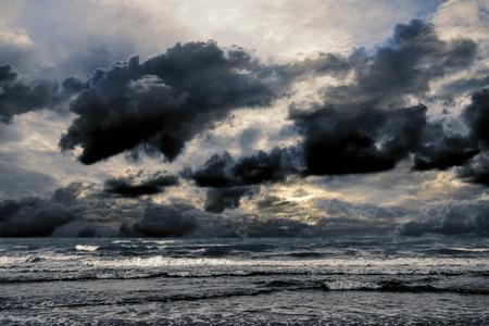 tormenta: Océano tormenta