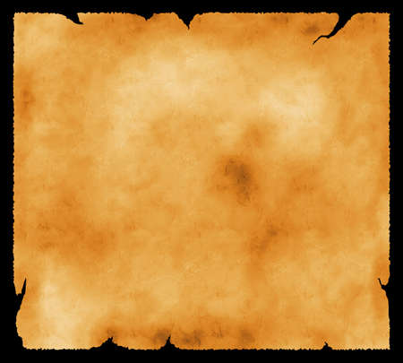 Old textured paper with tattered edges - retro background Stock Photo - 3635467