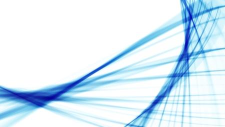 concept images: onda sfondo blu