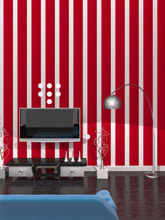Living room Stock Photo - 17021990