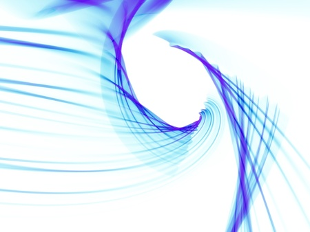 Blue abstract wallpaper photo