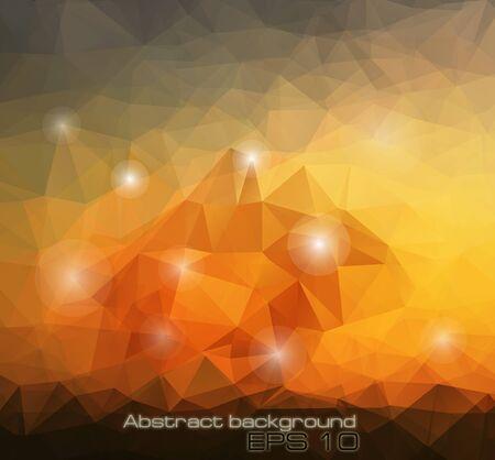 polygons  colorful mosaic vector backdrop eps 10