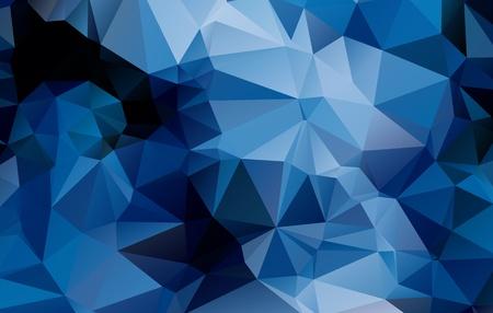 Vector fundo geom Ilustração