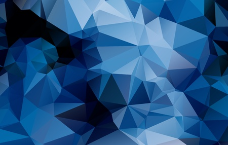 Vector geometric background with gradients lines, different colors