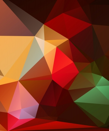 geometric background with gradients lines, different colors