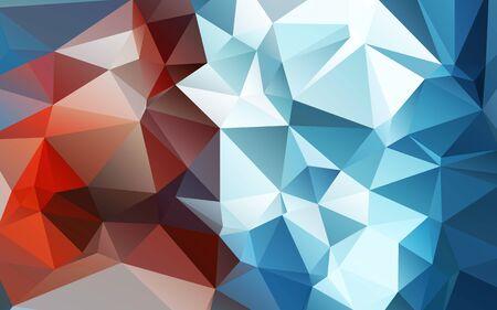 Fundo geométrico com gradientes linhas, cores diferentes