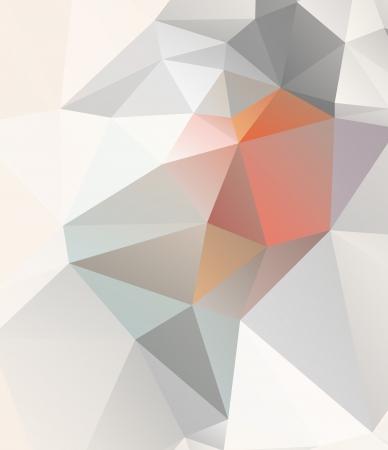 Vector geometrische achtergrond met hellingen lijnen, verschillende kleuren