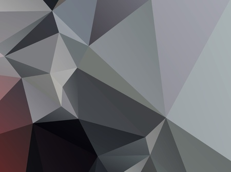 grey black geometric background with gradients lines Vector