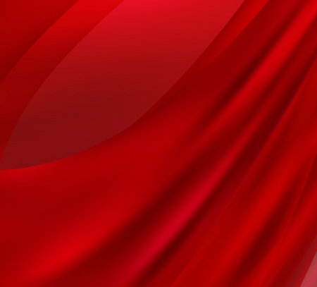red lines christmas abstract background