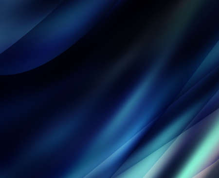 beautiful black blue  lines  abstract background Vector