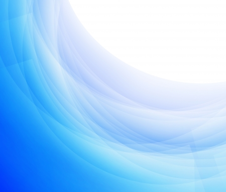 blue sky cloud  waves  lines  abstract  background vector