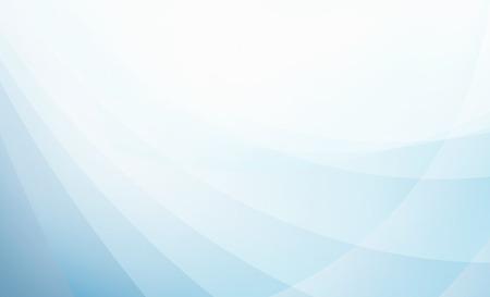 아름다운 푸른 창백한 하늘 부드러운 파스텔 추상적 인 배경 벡터 일러스트 레이 션