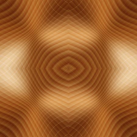 seamless laranja torcida linha espaço fantasia fundo abstrato Ilustração
