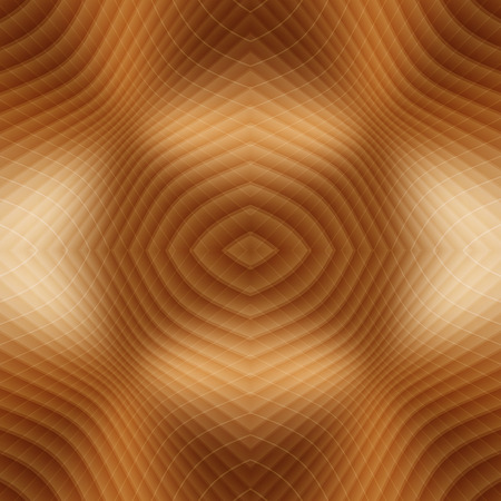 seamless orange twisted fantasy space line abstract background