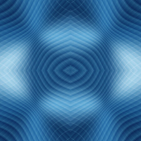 opal:  blue seamless twisted fantasy space line abstract background Illustration