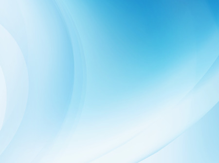blue sky pastel wave abstract