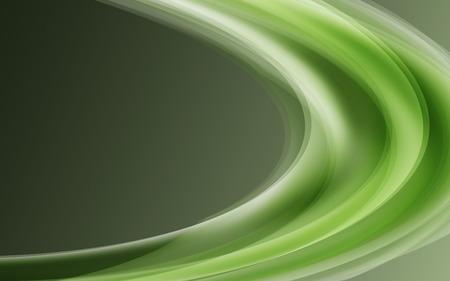amazing wallpaper: incredibile movimento astratto onde eco verde sfondo rettangolare wallpaper