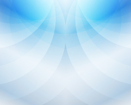 Heaven Blue Sky Wave Abstract Background Vector Illustration eps 10