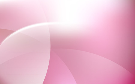 clarity: Pink Clarity Sky Soft Light Cloud Waves  Background Vector Illustration