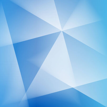 holyday: Abstract square blue soft pastel sky waves abstract light triangle low poly forms background