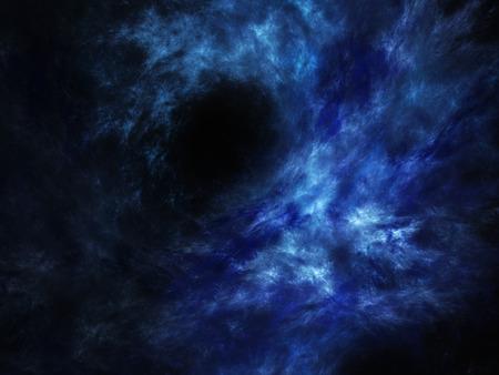haute qualité de texture de la nuit le ciel bleu avec des nuages ??sur fond noir pour le modèle de conception