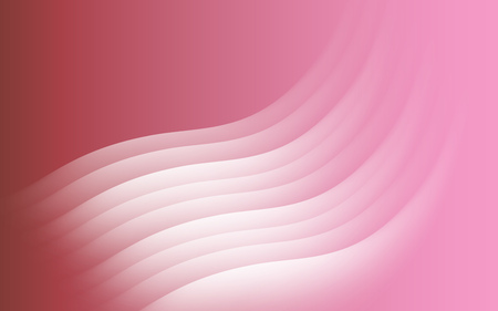 pink sky: pink sky pastel abstract wave curve background vector illustration