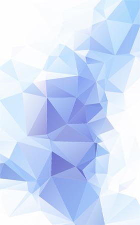 zafiro: Fondo azul zafiro poligonal Mosaico Creative Design Vectores