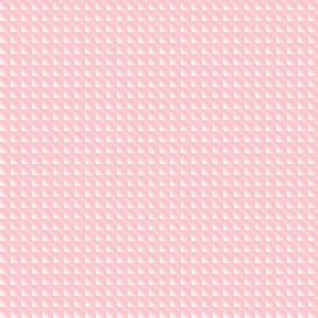 quartz: rose quartz background with drops square vector Illustration