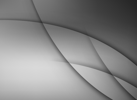 white wave: black and white background wave abstract soft light vector