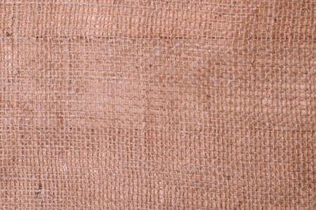 lacerate: Fabric texture of burlap Stock Photo