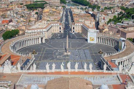 catholical: Saint Peter square
