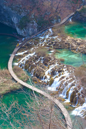Plitvice National park, Croatia photo
