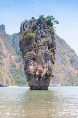Wonderful island in Thailand that was the scene  photo