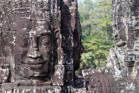 angkor wat: Angkor Wat, Bayon temple