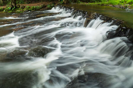 pacific northwest: Some part of the waterfall in Thailand.