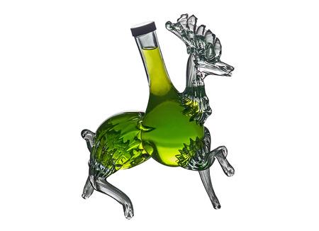 ajenjo: Botella decorativa ciervo