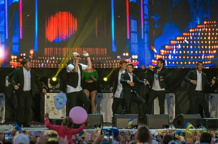 95 kvartal comes to Kramatorsk, Ukraine with new show