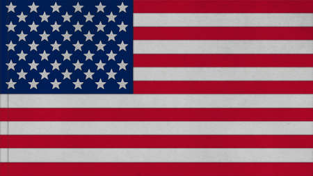 big size: United States Flag clean texture big size  Stock Photo