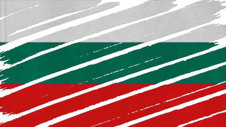 tinted: Bulgaria Flag tinted texture
