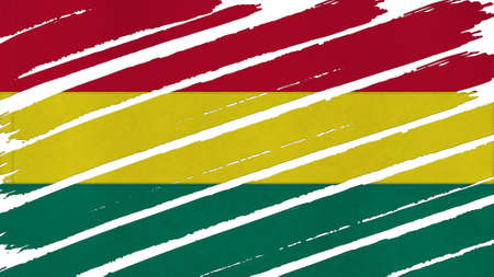 tinted: Bolivia Flag tinted texture