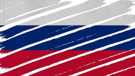 bandiera russia: russia Flag tinted texture