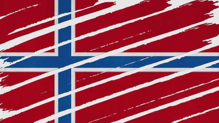 clime: norway Flag tinted texture
