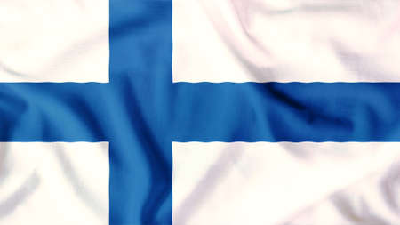 finland flag:  finland flag waving colorful