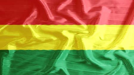 bandera de bolivia: Bolivia bandera de cerca de volantes